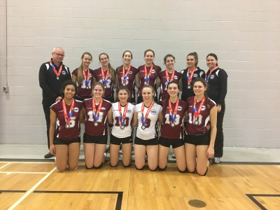18U Earn Silver at Championship A in Stratford