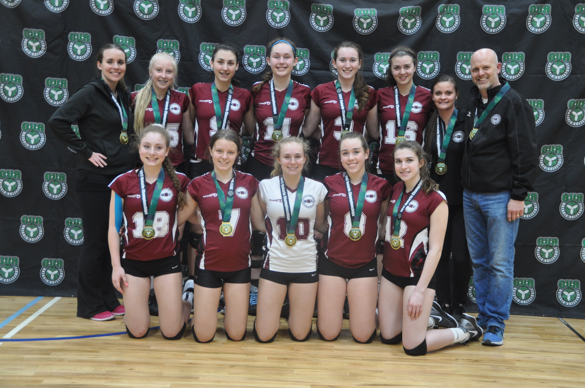 MVC 16U Black Golden At 17U Provincials - Division 2 Tier 1
