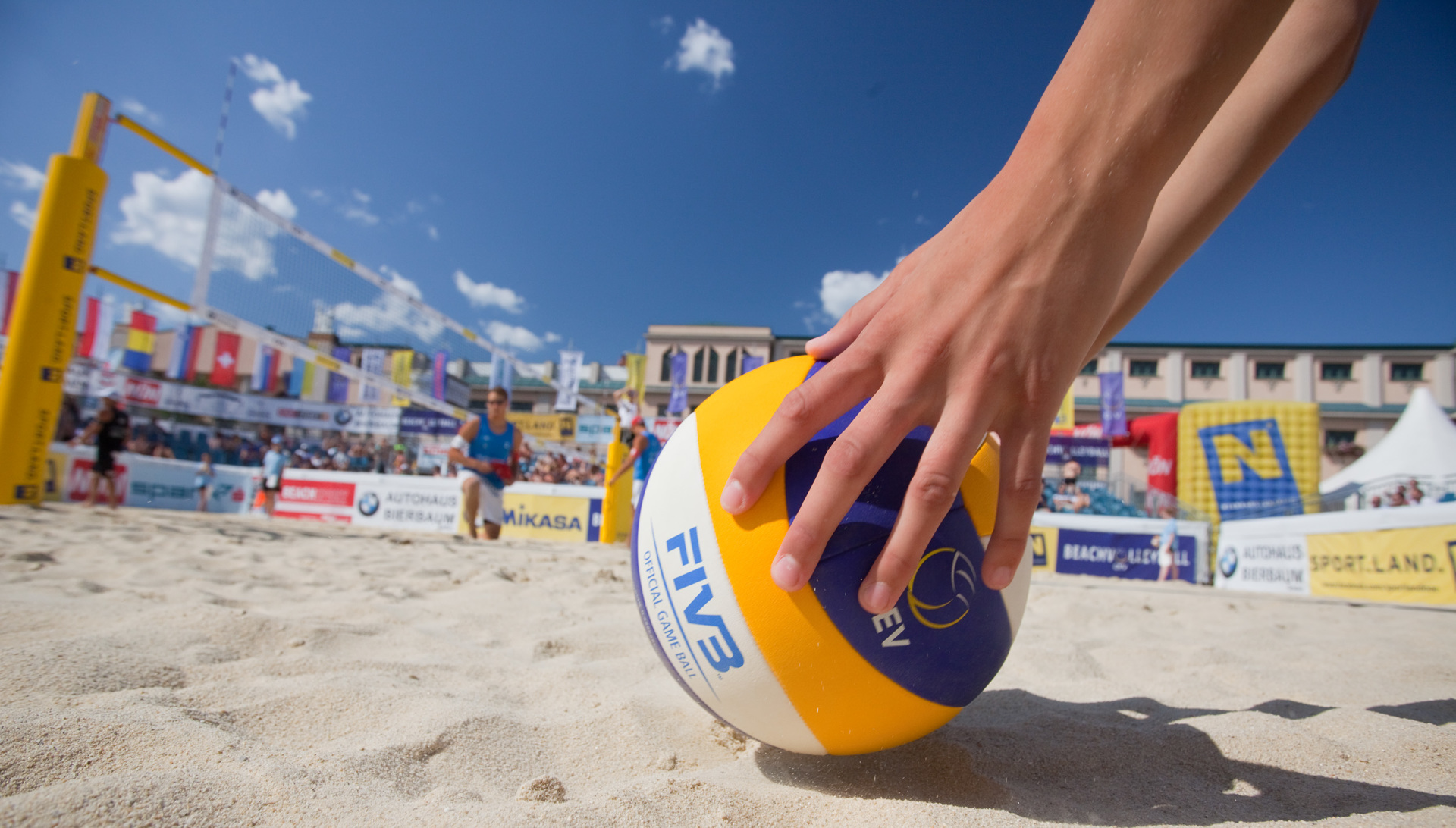 Beach Volleyball Registration Now Open