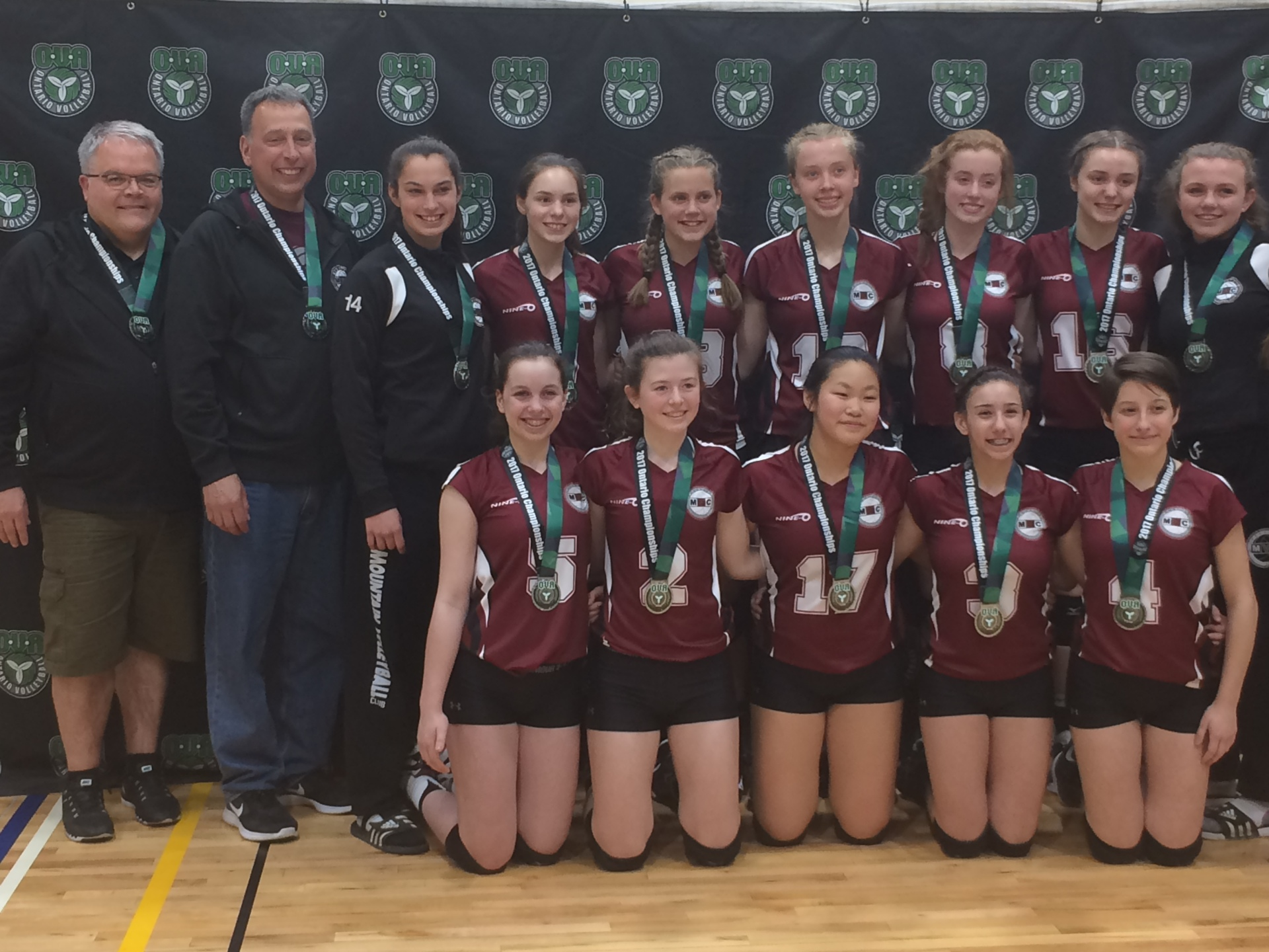 MVC 15U find silver lining in Waterloo (Division 2 Tier 1)