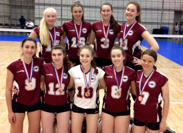16U Black Win Bronze at East Coast Championships (Top Tier)