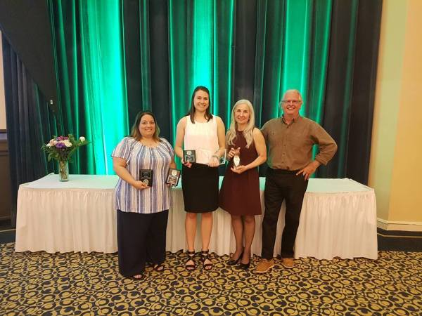 5 MVC Coaches Honoured at OVAtion Awards Banquet
