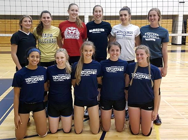 Graduating MVC 18U Post-Secondary Commitments