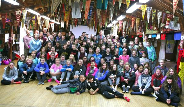 MVC at OELC - Club Bonding Weekend