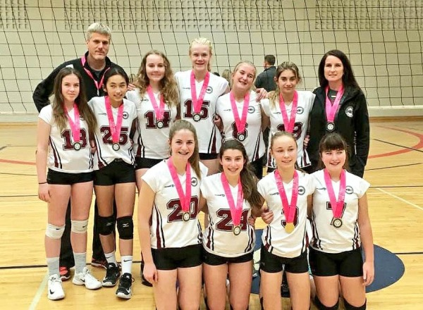 MVC 14U Black Strikes Gold at OVA 15U Provincial Cup – Trillium C
