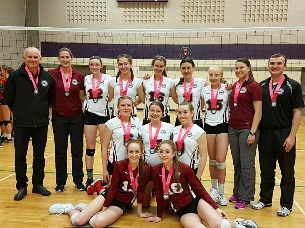 17U Silver Medalists at 18U Championship