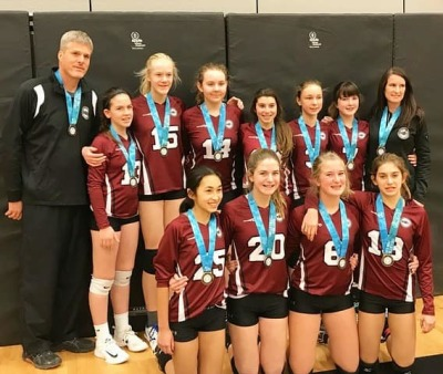 14U Black win silver at 14U Challenge Cup Select A
