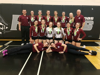 17U Earn Silver medal at the OVA 18U Bugarski Cup - Championship B
