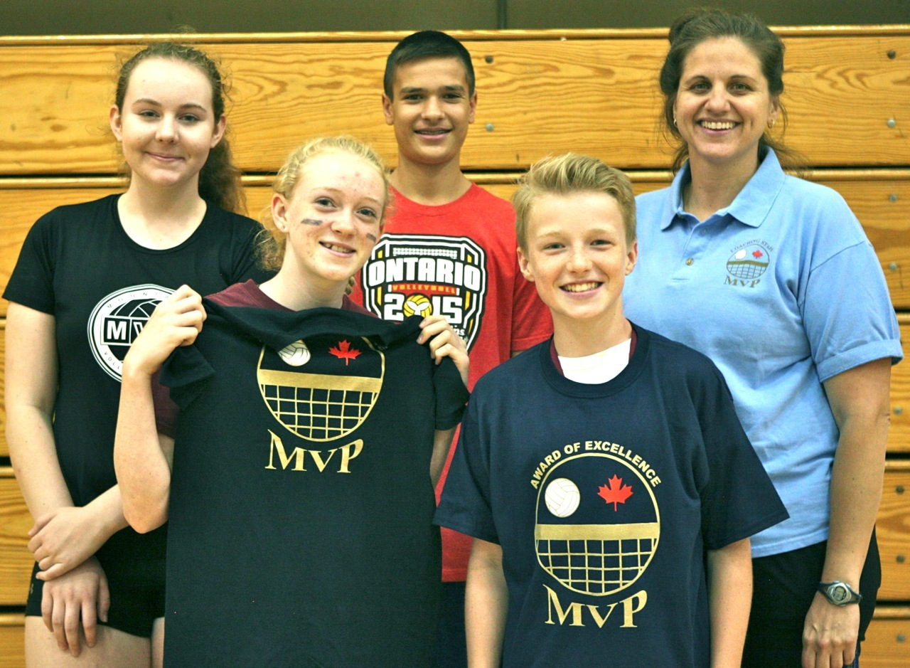 MVP Summer Camp Awards of Excellence