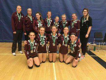 MVC 13U Blackcomb Win Silver at Trillium - Provincial Cup