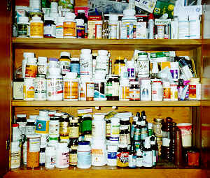 """What's In My """"Medicine"""" Cabinet?"""