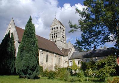 Eglise Sainte-Maure et Sainte-Brigide