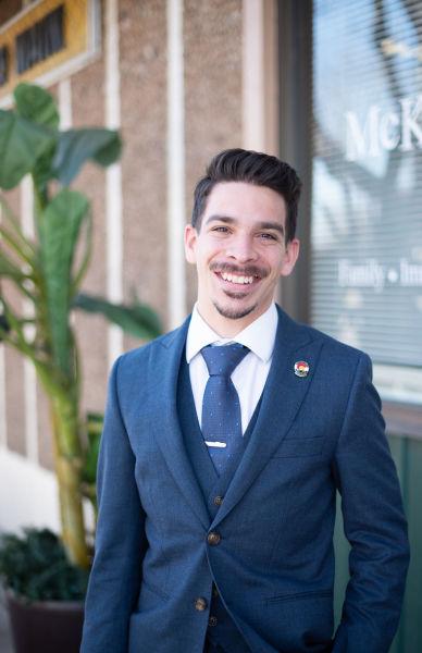 Ian McKinley Attorney