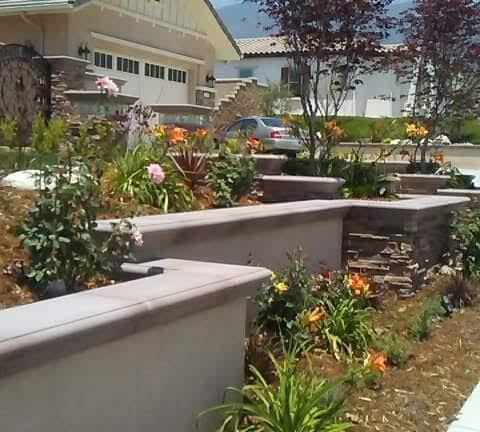 Concrete pads, floors, patios, sidewalks, and steps