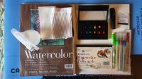 Plein Air Mini Painting Kit
