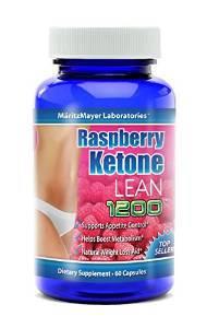 Raspberry Ketone Lean  60 Capsules    $12.25