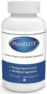 PhenELITE - Fast Weight Loss, Hyper-Metabolising Fat Burner $25.99