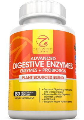 Multi Strain Probiotics All Natural Support $20.89