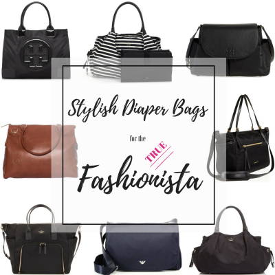 Stylish Diaper Bags For The True Fashionista