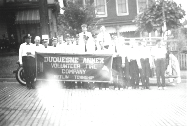 Duquesne Annex Volunteer Fire Company
