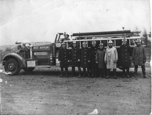 Duquesne Annex Volunteer Fire Company