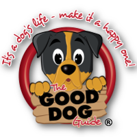"""<a HREF=""""http://www.thegooddogguide.com/""""><img src=""""http://www.thegooddogguide.com/images/Clear background.png"""" alt=""""The Good Dog Guide"""" width=""""150"""" height=""""150""""></a>"""