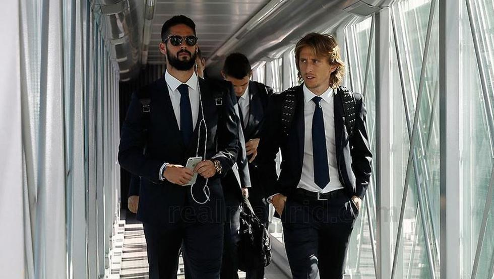 La Juventus se lanza a por Isco