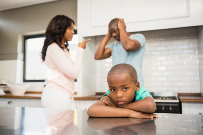 Is Your Partner Using Your Child as a Pawn?