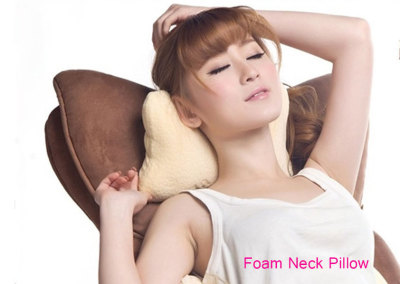 Best Value Memory Foam Neck Pillow