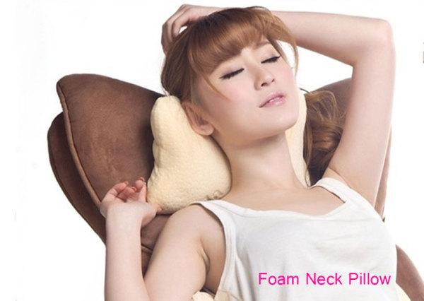 Best Value Memory Foam Neck Pillow