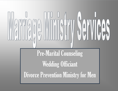 ChristianCounseling, WeddingOfficiant, RelationshipAdvocate