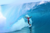 SURFING IS THE ACTION MODEL FOR LIVING THE CONQUEROR LIFESTYLE