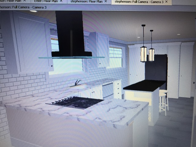 3D images of your space
