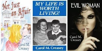 Carol Creasey author