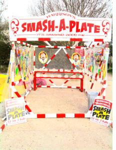 Smash A Plate
