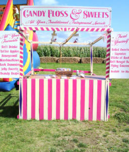 Candy Floss and Sweets