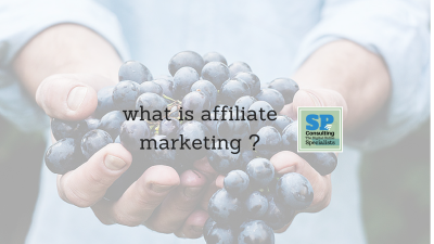 what is affiliate marketing #spdc