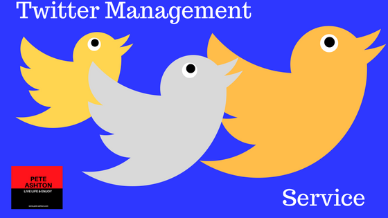 OUR THREE STEP TWITTER STRATEGY We have developed a Twitter Management strategy that works