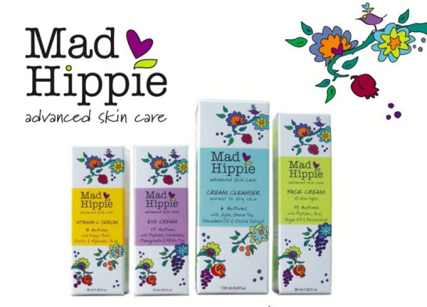 Mad Hippie; result oriented nutrient rich products