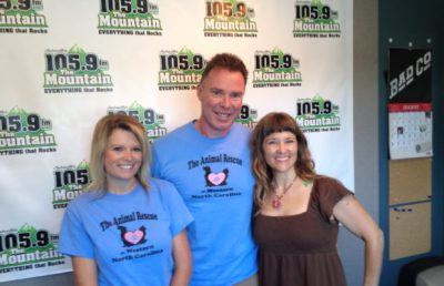 Tim & Julie Tipton Interview with Piper Phynie on 105.9 The Mountain