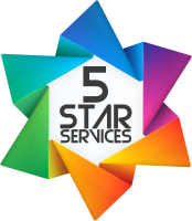 5 Star Services Logo
