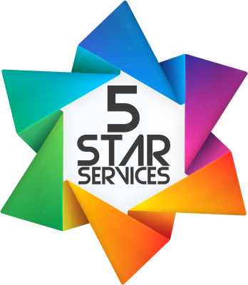 5 Star Services Logo