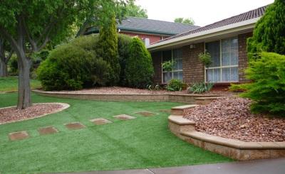 Front Garden Transformation