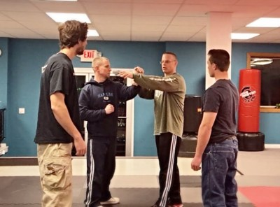 Teen and Adult Kenpo Fit