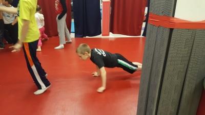 Kids Boot Camp