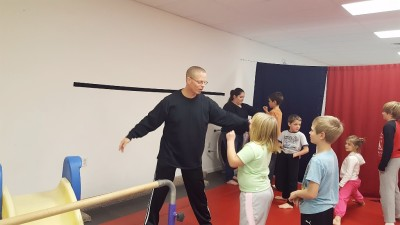 Kids Kenpo Fit