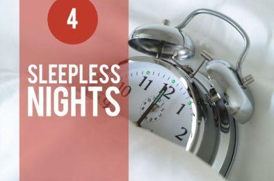 Sleepless Anxious Nights?