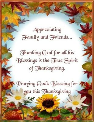 HAVE  A GOD BLESSED THANKSGIVING DAY