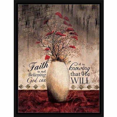 A FAITH FRAMED LIFE