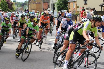 Aviva Women's Cycle Tour 2016